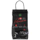 Древесноугольные брикеты Grifon Premium ECO, 2 кг, в мешке /1 (650-041)
