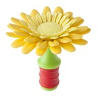 Пробка для бутылок FLOWER POWER, цвет МИКС