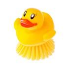Щётка для посуды Ducks, цвет МИКС