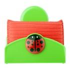 Подставка + губка для посуды Ladybug