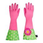 Перчатки Flower power
