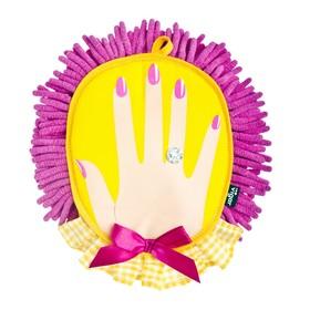 Варежка для уборки Lulu, цвет МИКС