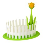 Сушилка для посуды и столовых приборов FLOWER POWER