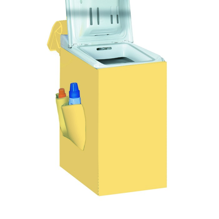 Чехол для стиральной машины, цвет МИКС
