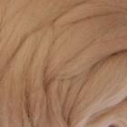 Волокно для валяния LG_PLAID (ЛГ_пледовая) 100% шерсть 500гр/100м (28 песочн.)