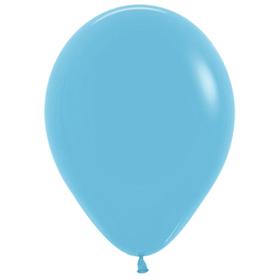 """Шар латексный 14"""", пастель, набор 50 шт., Light Blue"""