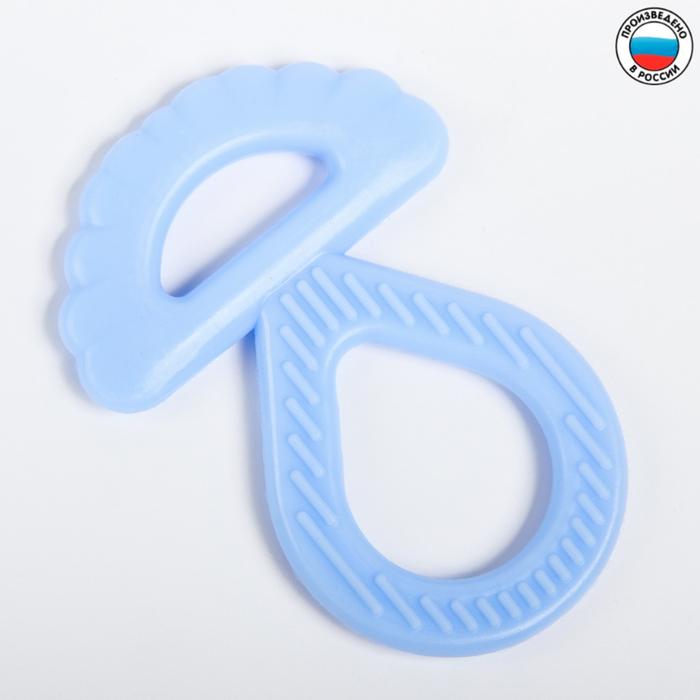Прорезыватель силиконовый «Гриб»