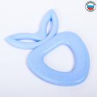Прорезыватель силиконовый «Клубника»