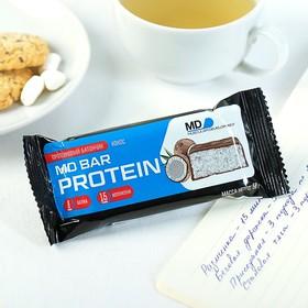 MD BAR protein, 50 g, kokos (Батончик с протеином, 50г, кокос)