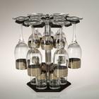 Мини-бар 18 предметов шампанское Карусель кристалл, темный 200/55/50 мл