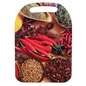 Доска разделочная «Красный перец»