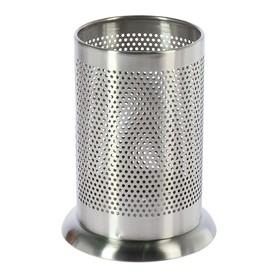 {{photo.Alt || photo.Description || 'Подставка для столовых приборов, 10×16 см, сетка'}}