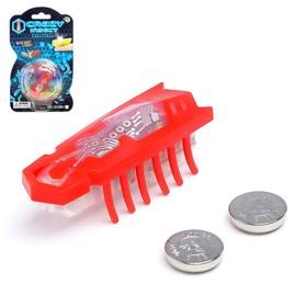 """Bug """"Robot bug"""", light effects, battery powered MIX"""