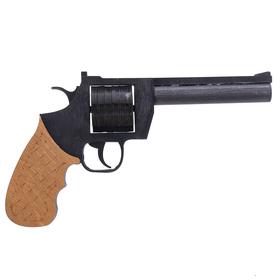 Сувенир деревянный 'Револьвер' Ош