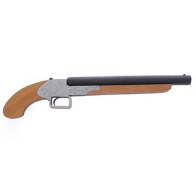 Сувенир деревянный 'Охотничье ружье обрез одноствольный' Ош