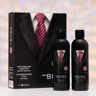 Подарочный набор Q.P. №1114 new boss: шампунь, 250 мл + гель для душа, 250 мл