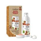 Подарочный набор Compliment №1221 Cloudberry: пена для ванны, 200 мл + соль для ванны, 2*100 г   292