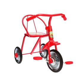 """Велосипед трехколесный """"Ветерок"""", колеса 8"""" и 6"""", цвет микс"""