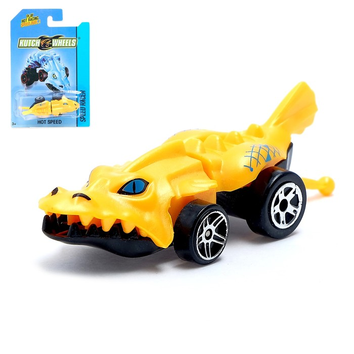 Машина Hot Car, цвета МИКС