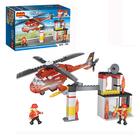 Конструктор «Пожарная команда», 270 деталей