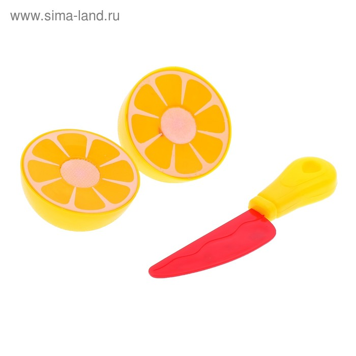 """Набор продуктов для резки """"Апельсин"""""""