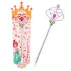 """Фигурная ручка """"Моей принцессе"""""""