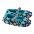Тапочки детские арт. HC41014, цвет голубой , размер 30