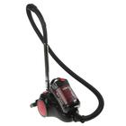 Пылесос Centek CT-2529, 2000 Вт, мощность всасывания 350Вт, 1.5 л, красно-черный