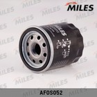 Фильтр масляный MILES AFOS052
