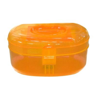 Кейс для инструментов, цвет оранжевый