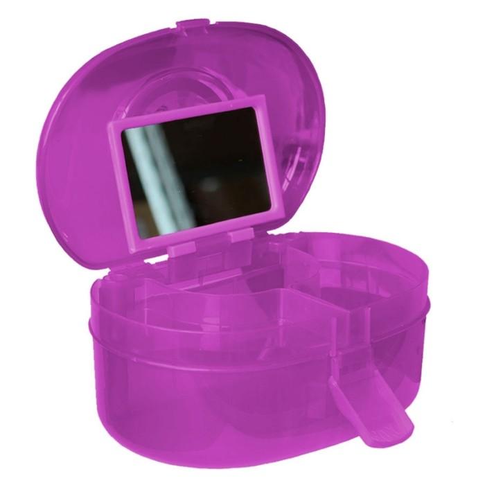 Кейс для инструментов, цвет фиолетовый