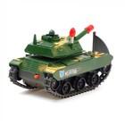 Танк «Атака», работает от батареек, световые эффекты, цвета МИКС - фото 105649300