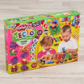 Тесто для лепки MASTER DO, коробка «260» 15 цв.
