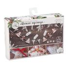 Гирлянда новогодняя мягкая «Новогодний хоровод», набор для шитья, 10,7 × 16,3 × 5 см - фото 398729