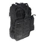 Рюкзак - сумка Remington (черный), 10л, 45х30см, TL-7091, шт