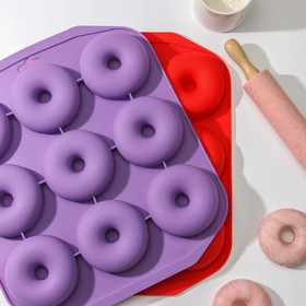 Baking a Doughnut, 9 cells, MIX
