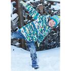 Куртка для мальчика, рост 128 см, цвет синий