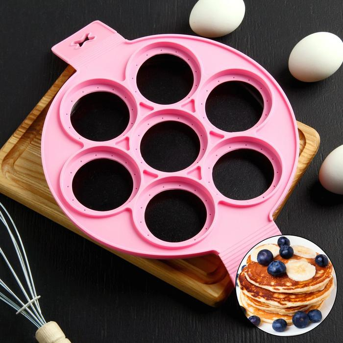 """Form for eggs and pancakes 40х23 cm """"mtrs. Circle"""""""