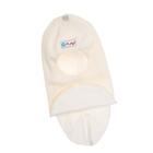 Шлем детский, возраст 2 года, цвет белый - фото 105567035