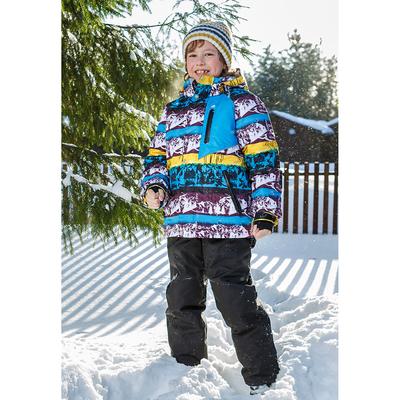 Костюм для мальчика, рост 140 см, цвет голубой
