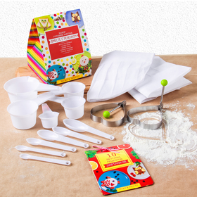 "A kit for making ""Cooking Breakfast together"""