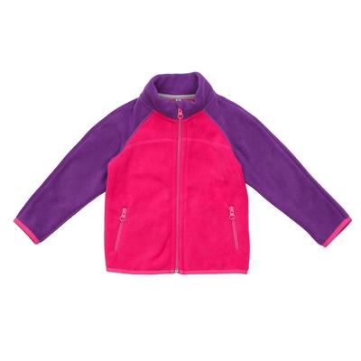 Джемпер флисовый для девочки, рост 158 см, цвет розовый