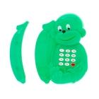 """Телефон со светом и музыкой """"Обезьянка"""", в пакете"""