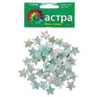 Бусины пластиковые Цветные камешки 2212, 15mm, 48шт/упак (6-34)