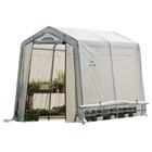 Теплица ShelterLogi, 1,8 × 2,4 × 2 м, с армированным тентом