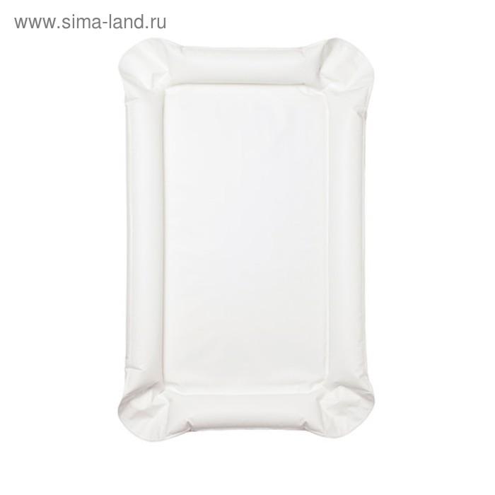 Пеленальная подстилка СКЁТСАМ, размер 53х80х2 см, цвет белый