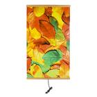 Обогреватель «Домашний очаг», картинка «Листья», инфракрасный, 500 Вт, 1050 × 600 × 0,5 мм