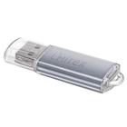 Флешка USB2.0 Mirex UNIT SILVER, 4 Гб, чтение 22 Мб/с, запись 10 Мб/с, серебряная