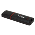 USB-флешка 8 Gb Mirex KNIGHT BLACK, черная