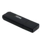 Флешка Mirex LINE BLACK, 16 Гб, USB2.0, чт до 25 Мб/с, зап до 15 Мб/с, черная